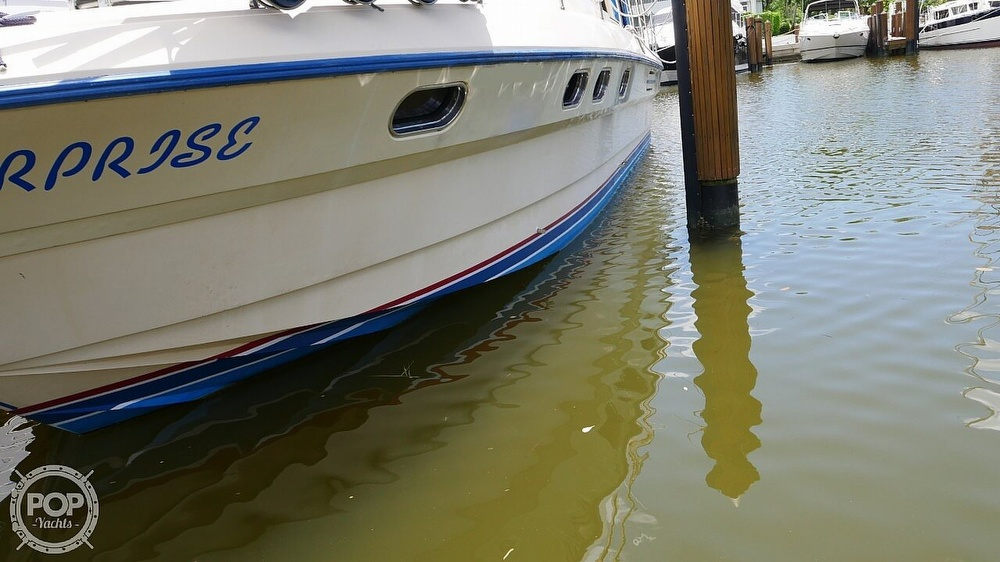1983 Marine Projects boat for sale, model of the boat is Princess 45 & Image # 12 of 40