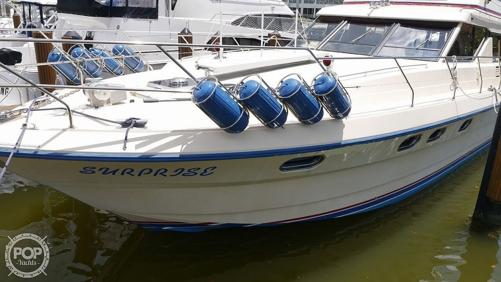 1983 Marine Projects boat for sale, model of the boat is Princess 45 & Image # 15 of 40
