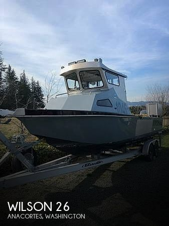 1979 Wilson boat for sale, model of the boat is 26 & Image # 1 of 8