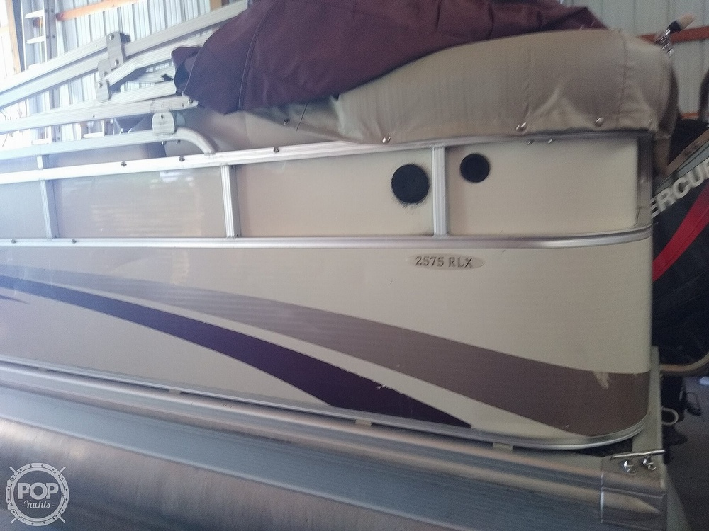 2002 Bennington boat for sale, model of the boat is 2575rlx & Image # 40 of 40