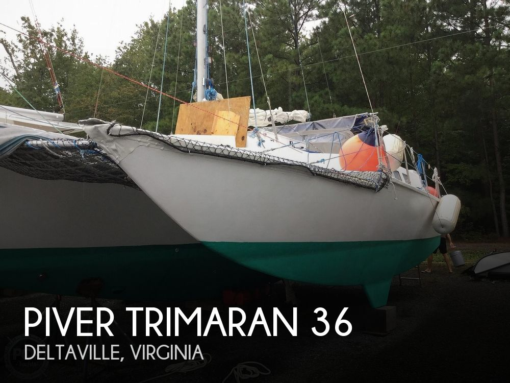 1974 PIVER TRIMARAN 36 for sale