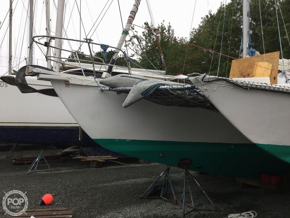 1974 Piver Trimaran boat for sale, model of the boat is 36 & Image # 3 of 40