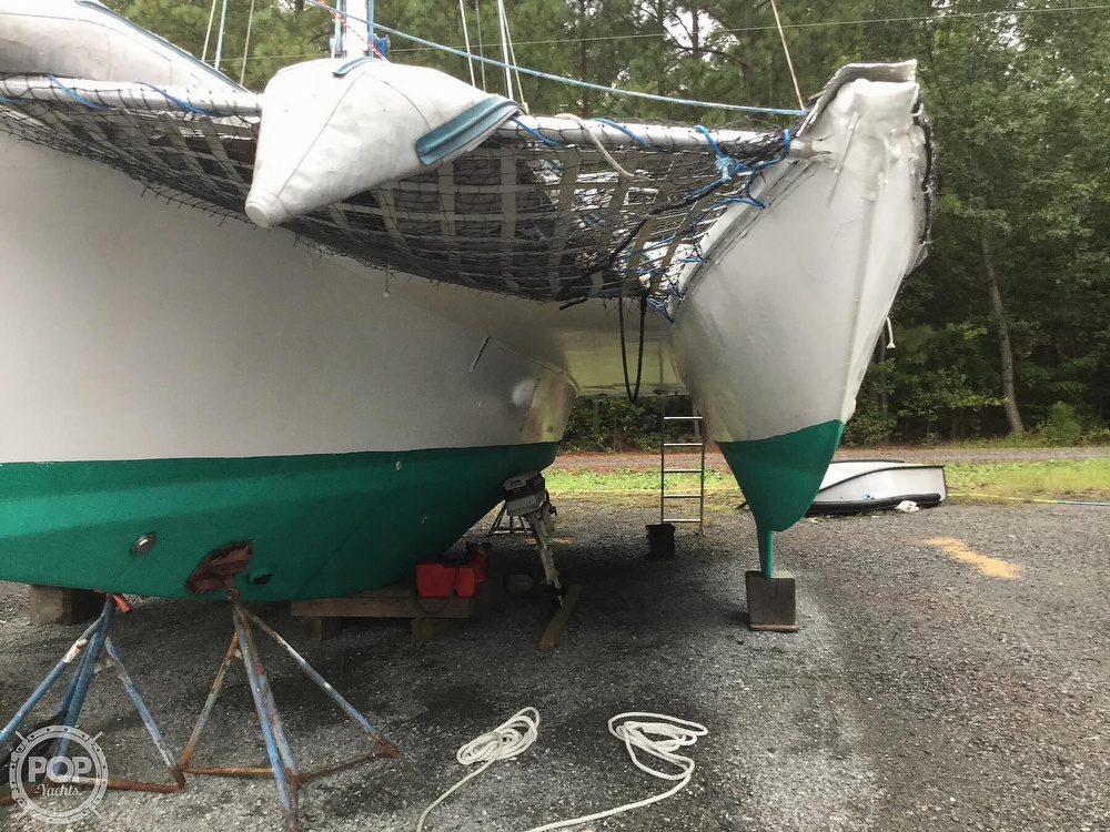 1974 Piver Trimaran boat for sale, model of the boat is 36 & Image # 4 of 40