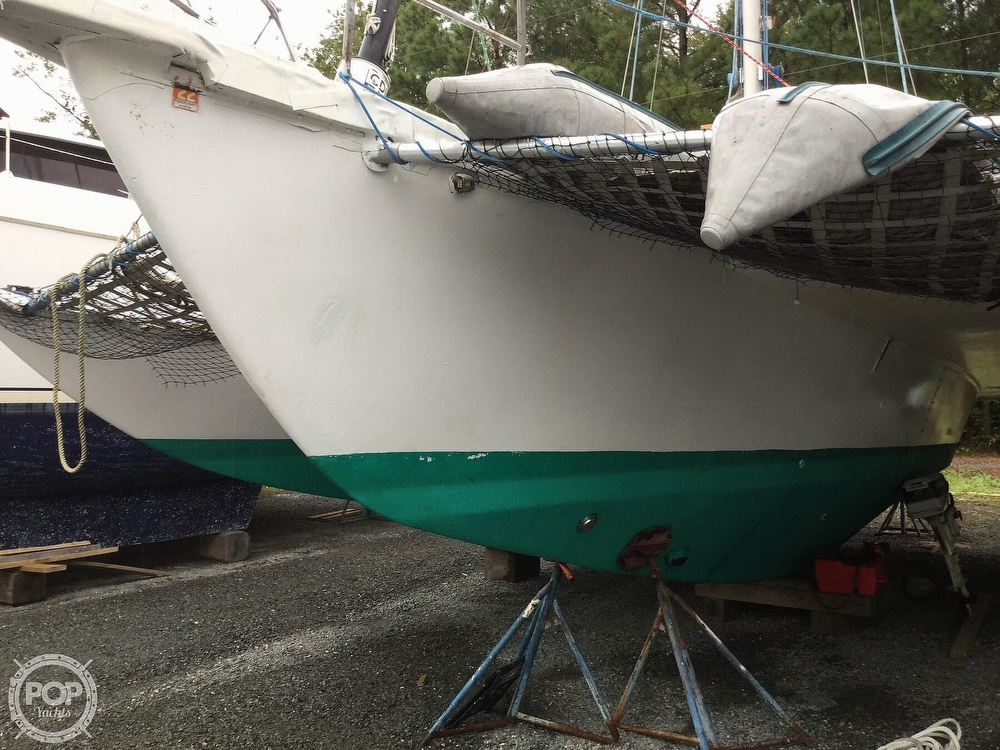 1974 Piver Trimaran boat for sale, model of the boat is 36 & Image # 5 of 40