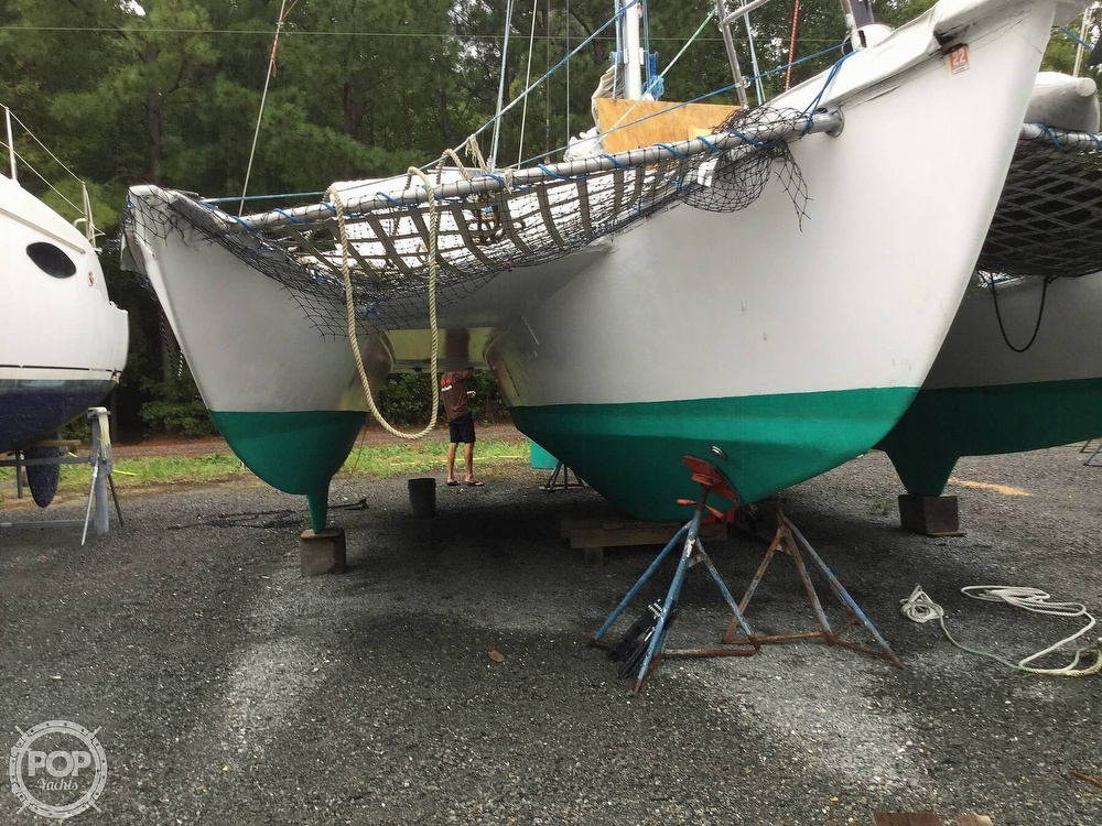 1974 Piver Trimaran boat for sale, model of the boat is 36 & Image # 6 of 40