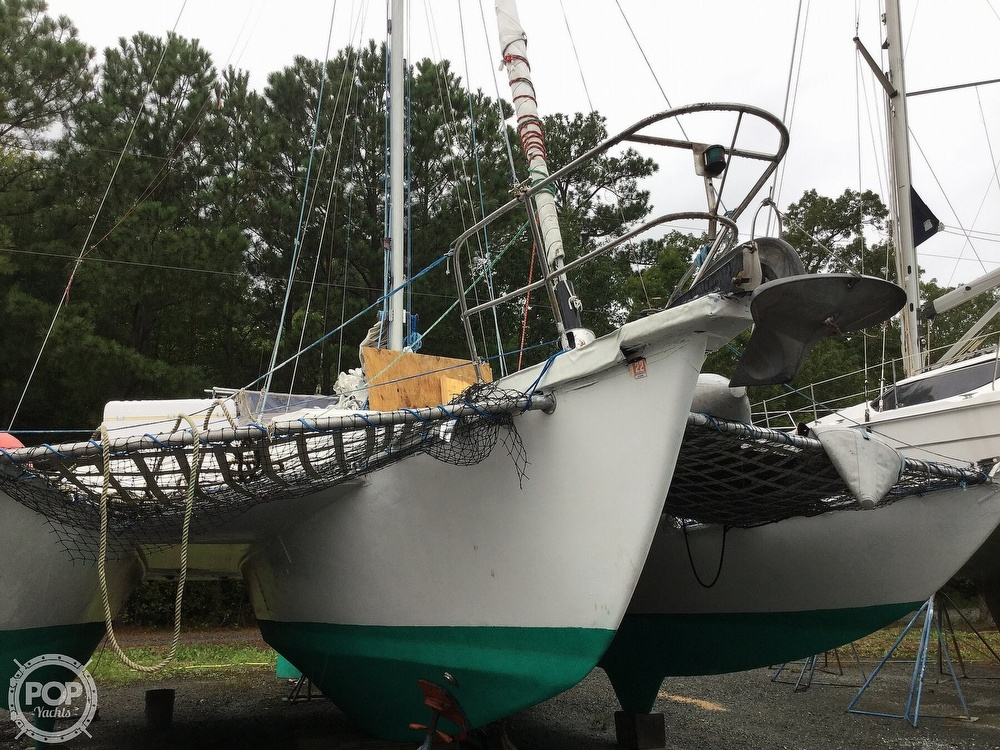 1974 Piver Trimaran boat for sale, model of the boat is 36 & Image # 8 of 40