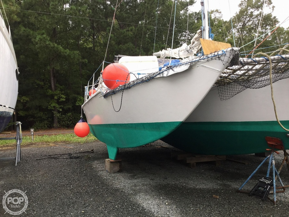 1974 Piver Trimaran boat for sale, model of the boat is 36 & Image # 11 of 40