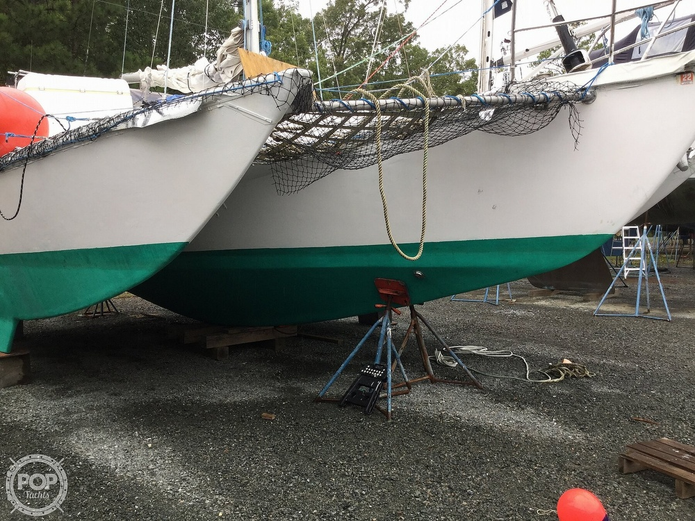 1974 Piver Trimaran boat for sale, model of the boat is 36 & Image # 12 of 40