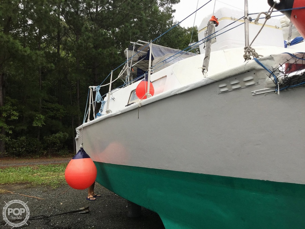 1974 Piver Trimaran boat for sale, model of the boat is 36 & Image # 13 of 40