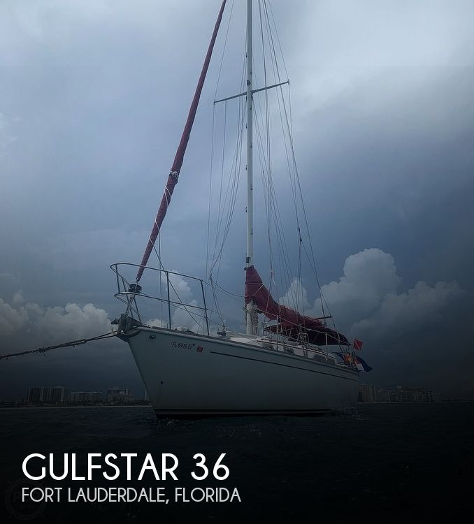 Used Gulfstar Boats For Sale by owner | 1983 Gulfstar Gulfstar 36