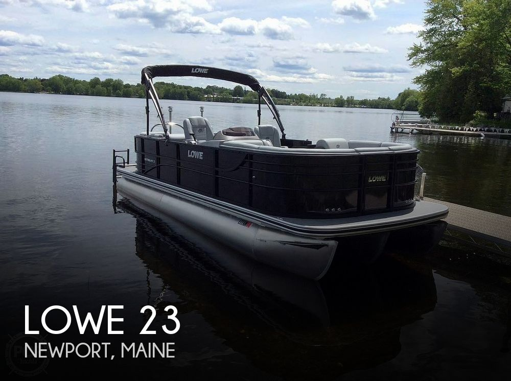 Used Lowe Boats For Sale by owner | 2020 Lowe 23