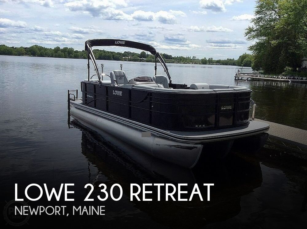 2020 LOWE 230 RETREAT for sale