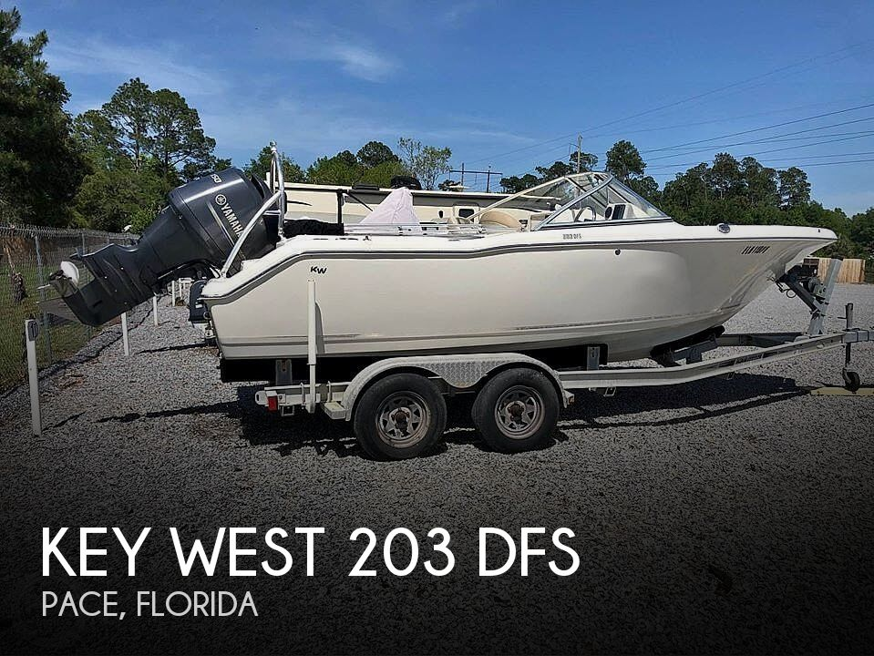 Used Key West Boats For Sale by owner | 2015 Key West 203 DFS