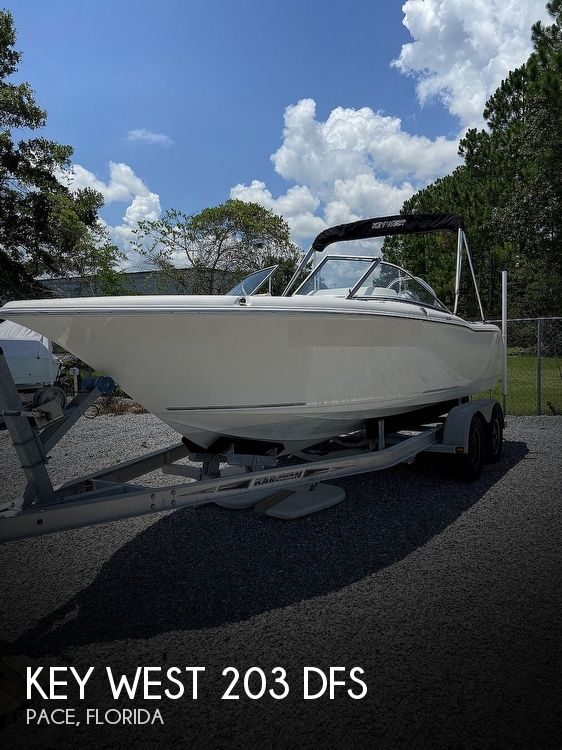 2015 KEY WEST 203 DFS for sale