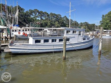 Covacevich Biloxi Lugger 38, 38, for sale - $30,000