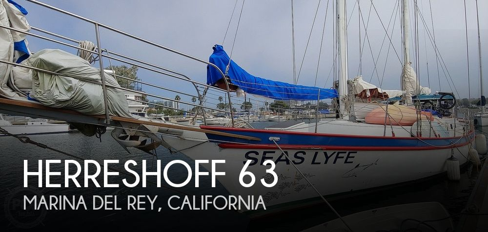 1998 Herreshoff boat for sale, model of the boat is 63 Expedition Yacht & Image # 1 of 40