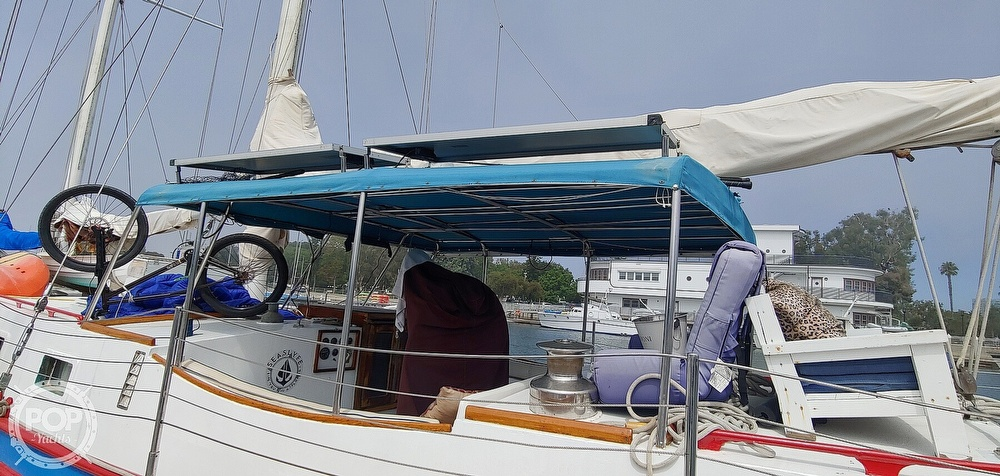 1998 Herreshoff boat for sale, model of the boat is 63 Expedition Yacht & Image # 21 of 40