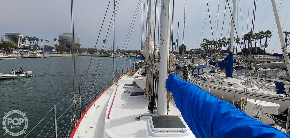 1998 Herreshoff boat for sale, model of the boat is 63 Expedition Yacht & Image # 37 of 40