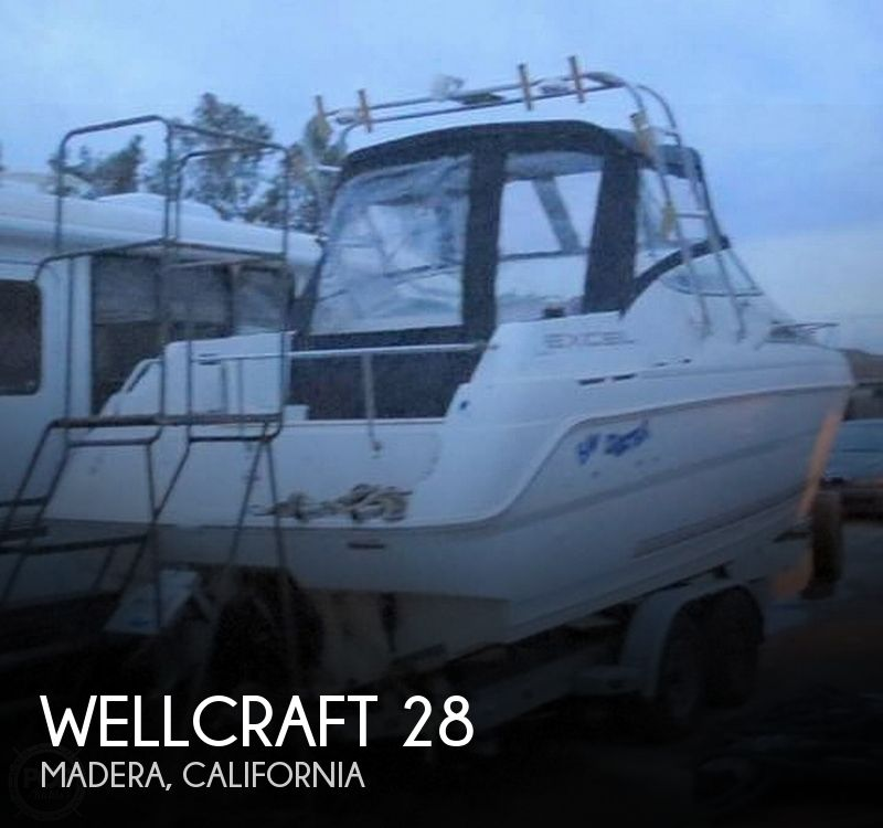 Used Wellcraft 28 Boats For Sale by owner | 1995 Wellcraft 28