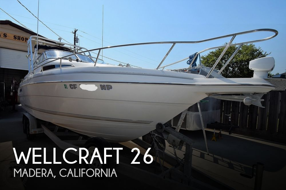 1995 Wellcraft boat for sale, model of the boat is Excel 265e & Image # 1 of 40