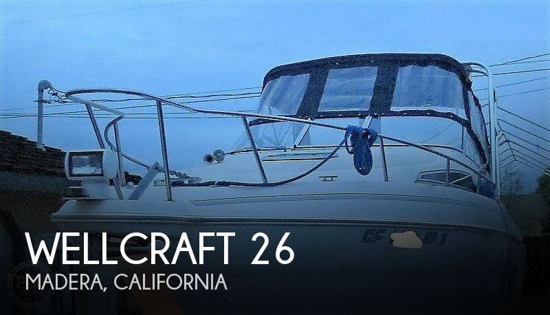 1995 Wellcraft boat for sale, model of the boat is Excel 26 SE & Image # 1 of 40