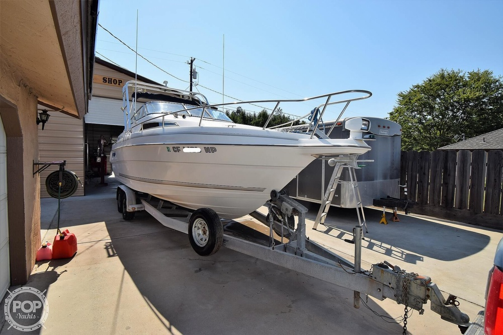 1995 Wellcraft boat for sale, model of the boat is Excel 265e & Image # 11 of 40