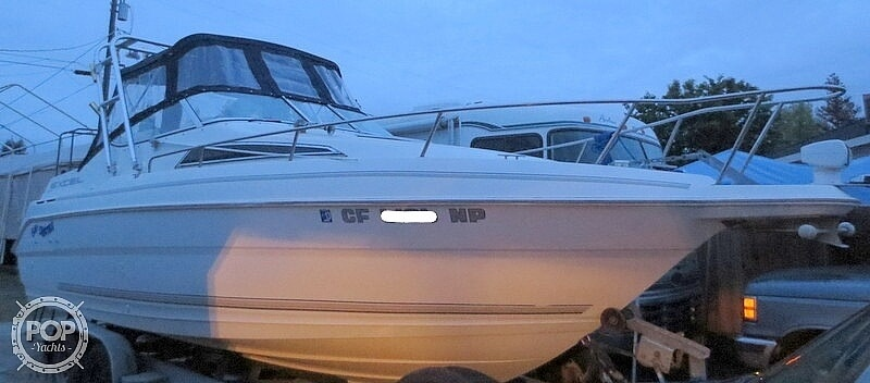 1995 Wellcraft boat for sale, model of the boat is Excel 265e & Image # 14 of 40