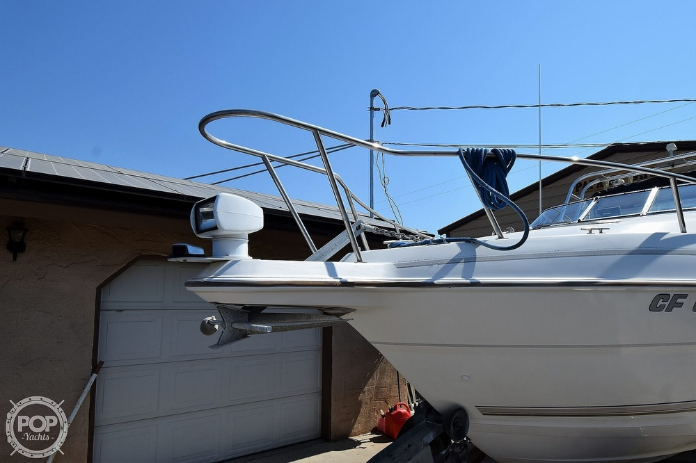 1995 Wellcraft boat for sale, model of the boat is Excel 265e & Image # 29 of 40