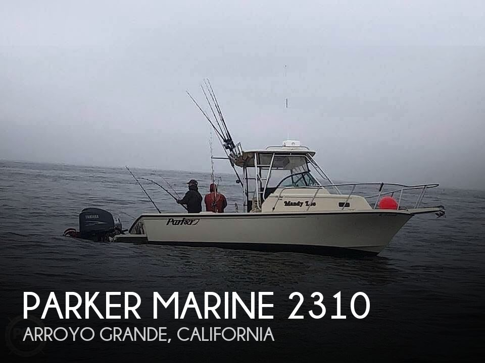 Used Boats For Sale in Santa Maria, California by owner | 2008 Parker Marine 2310