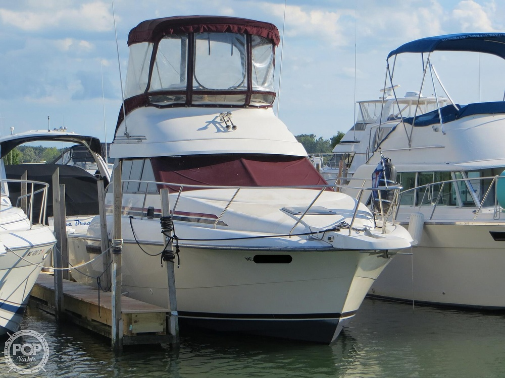 1991 Silverton boat for sale, model of the boat is 31m & Image # 12 of 40