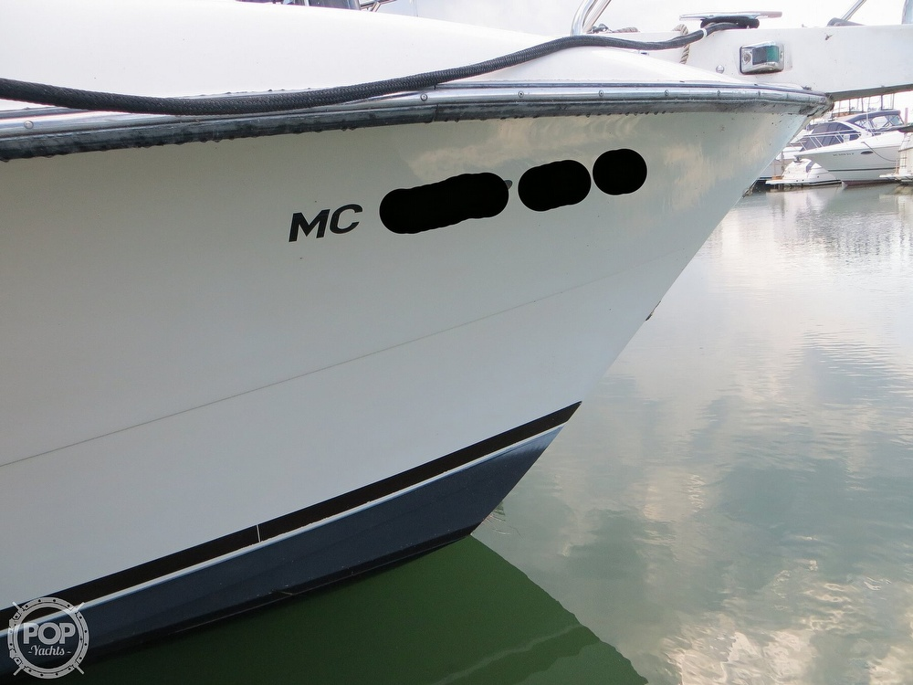 1991 Silverton boat for sale, model of the boat is 31m & Image # 21 of 40