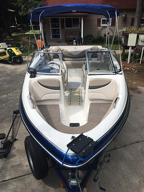 2006 Glastron boat for sale, model of the boat is GX 185 & Image # 12 of 40