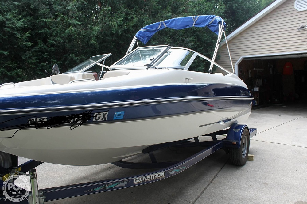 2006 Glastron boat for sale, model of the boat is GX 185 & Image # 2 of 40