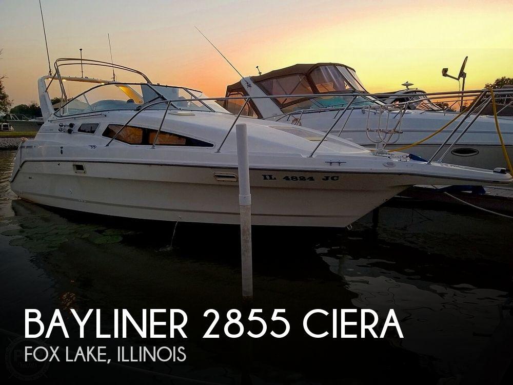 Used Bayliner 2855 Ciera Boats For Sale by owner | 1997 Bayliner 2855 Ciera