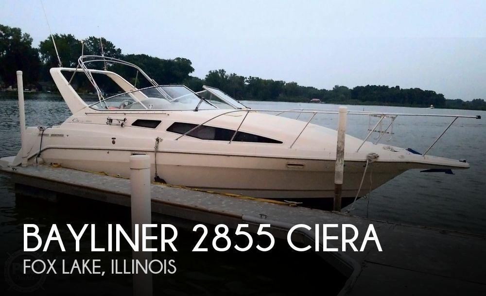 1997 Bayliner boat for sale, model of the boat is 2855 Ciera & Image # 1 of 12