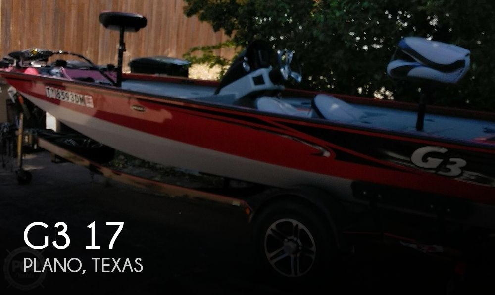 Used G3 Boats For Sale by owner   2016 G3 17