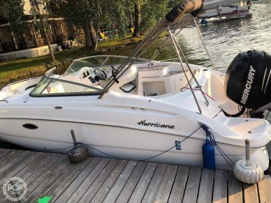 Hurricane SunDeck 2400, 2400, for sale - $18,250