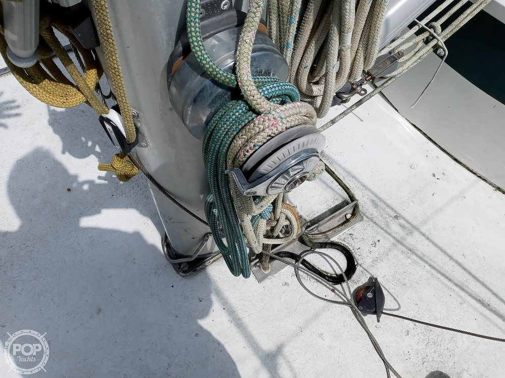1995 Hartley boat for sale, model of the boat is Fijian Cutter Rig 44 & Image # 10 of 40
