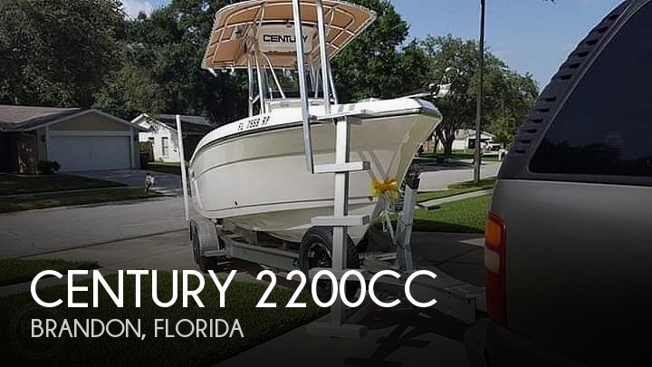 Used Century Boats For Sale by owner | 2018 Century 2200CC