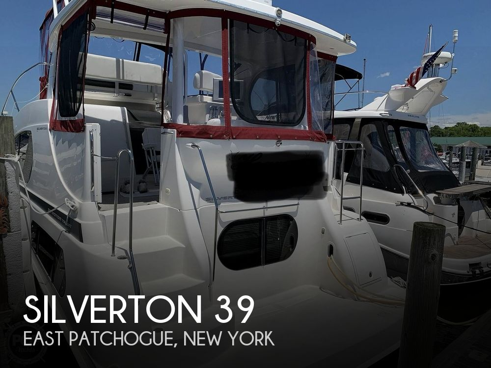 Used Boats For Sale in New Haven, Connecticut by owner | 2006 Silverton 39 Motoryacht