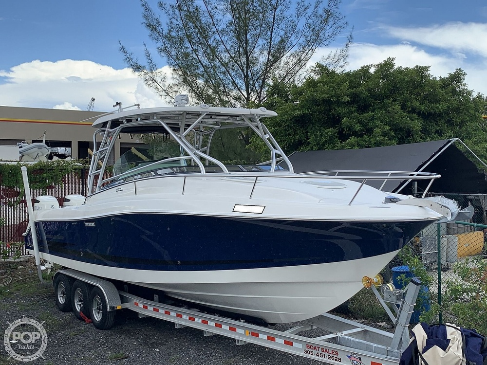 2005 Hydra-Sports boat for sale, model of the boat is 3300 Vector EXP & Image # 8 of 40