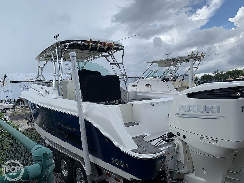 2005 Hydra-Sports boat for sale, model of the boat is 3300 Vector EXP & Image # 11 of 40