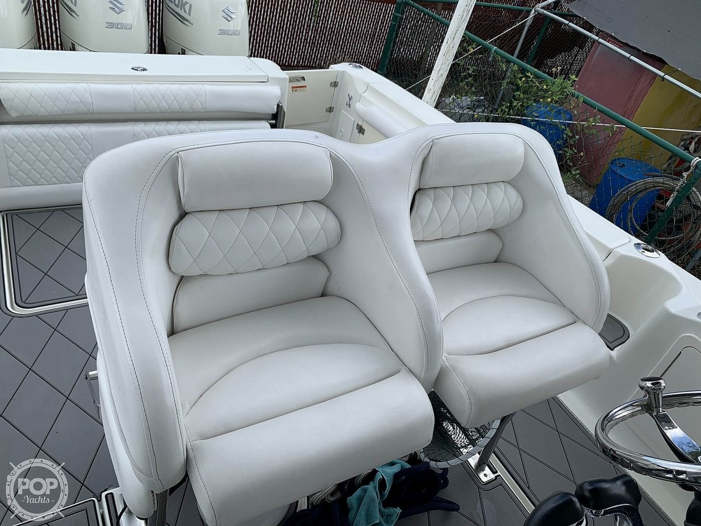 2005 Hydra-Sports boat for sale, model of the boat is 3300 Vector EXP & Image # 40 of 40