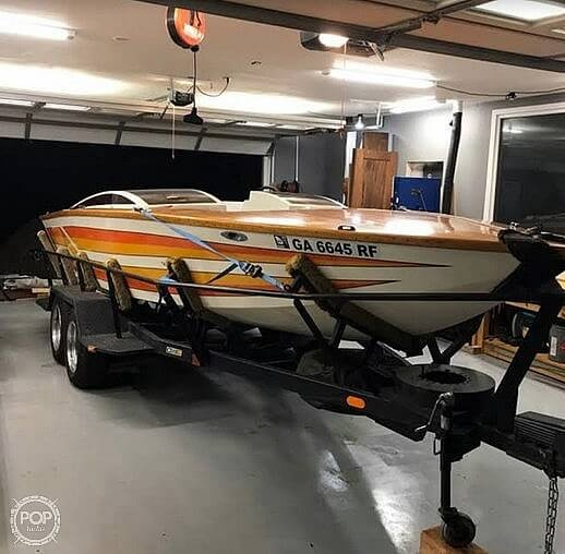 1981 Custom boat for sale, model of the boat is 21 & Image # 1 of 31