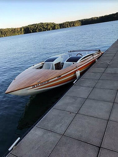 1981 Custom boat for sale, model of the boat is 21 & Image # 2 of 31