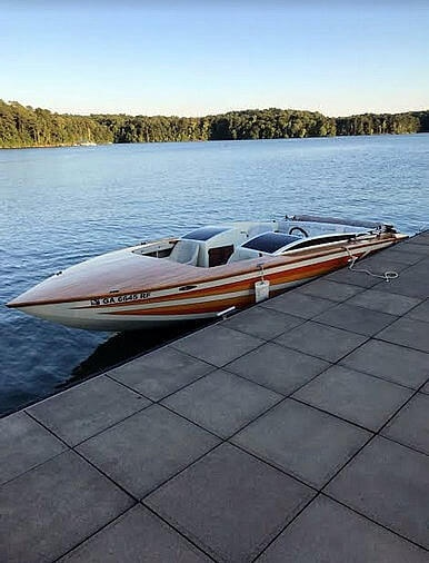 1981 Custom boat for sale, model of the boat is 21 & Image # 3 of 31