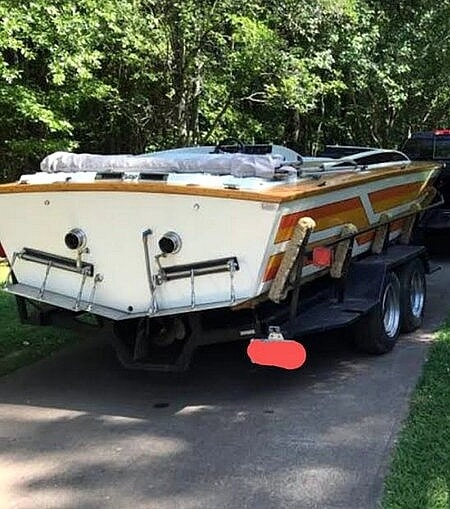 1981 Custom boat for sale, model of the boat is 21 & Image # 5 of 31