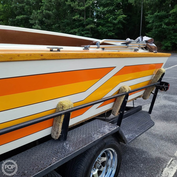 1981 Custom boat for sale, model of the boat is 21 & Image # 30 of 40