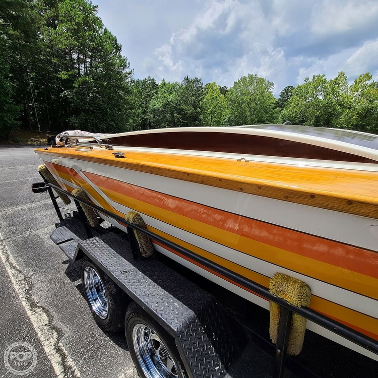 1981 Custom boat for sale, model of the boat is 21 & Image # 33 of 40