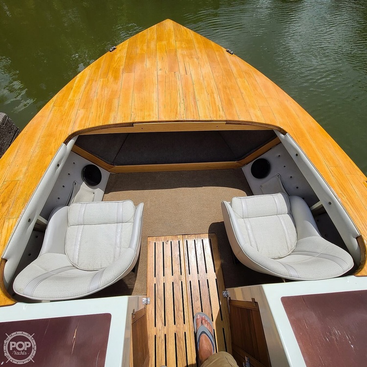1981 Custom boat for sale, model of the boat is 21 & Image # 14 of 40